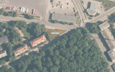 Kitos paskirties žemės sklypo pardavimo aukcionas Klaipėdos m., Butkų Juzės g. 14 (kadastro Nr. 2101/0003:624)