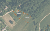 Kitos paskirties žemės sklypo pardavimo aukcionas Kelmės r. sav., Kelmės m., Ramybės g. 13 (kadastro Nr. 5422/0010:74)