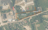 Kitos paskirties žemės sklypo pardavimo aukcionas Jurbarko r. sav., Jurbarko m., Barkūnų g. 29E (kadastro Nr. 9420/0001:415)