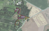 Miškų ūkio paskirties žemės sklypo pardavimo aukcionas Pakruojo r. sav., Pašvitinio sen., Gaubių k. (kadastro Nr. 6558/0001:289)