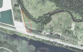 Kitos paskirties žemės sklypo pardavimo aukcionas Jurbarko r. sav., Jurbarko m., Muitinės g. 1K (kadastro Nr. 9420/0011:42)